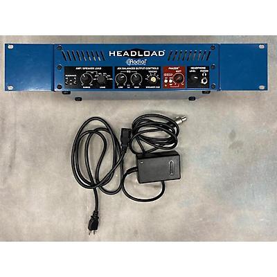 Radial Engineering Headload V8 Power Attenuator