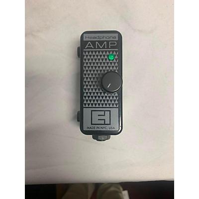 Electro-Harmonix Headphone Amp Battery Powered Amp