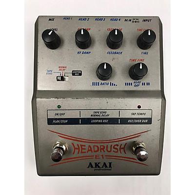 Akai Professional Headrush E1 Effect Pedal