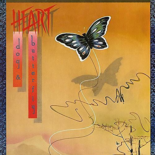 Alliance Heart - Dog & Butterfly