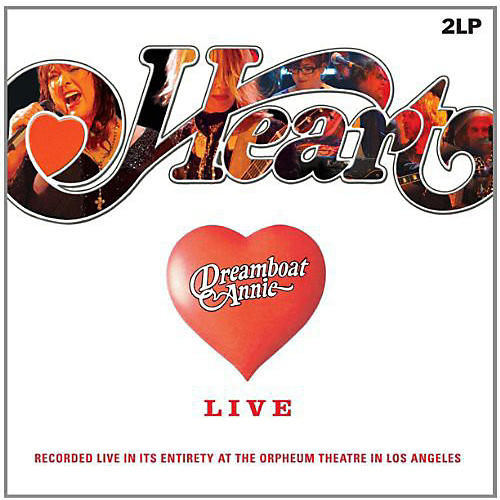 Alliance Heart - Dreamboat Annie-Live