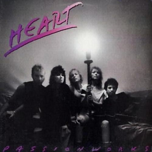 Alliance Heart - Passionworks  (Translucent Purple)