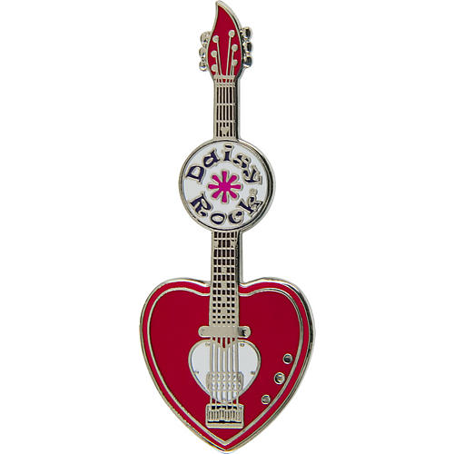Daisy Rock Heartbreaker Pin