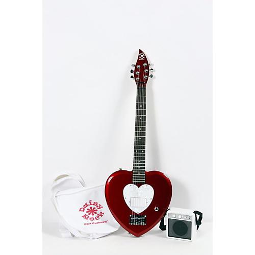 daisy rock heartbreaker short scale electric guitar starter pack musician 39 s friend. Black Bedroom Furniture Sets. Home Design Ideas