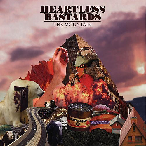 Alliance Heartless Bastards - The Mountain [With 7