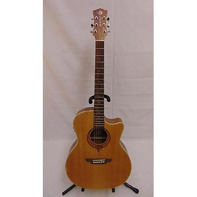 Luna Guitars Heartsong Acoustic Electric Guitar