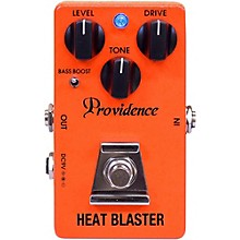 Open BoxProvidence Heat Blaster Distortion Effects Pedal