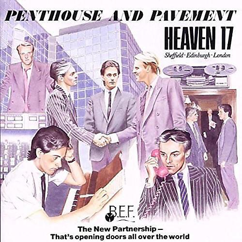 Alliance Heaven 17 - Penthouse & Pavement
