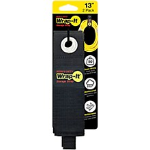"Wrap-It Storage Straps Heavy-Duty 13"" Cable Strap, 2-Pack"