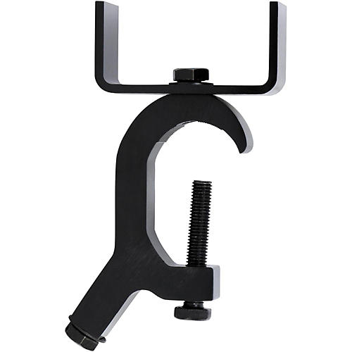 On-Stage Heavy-Duty Truss Clamp with Cable Management