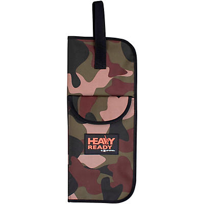 Protec Heavy Ready Series Camouflage Drum Stick & Mallet Bag