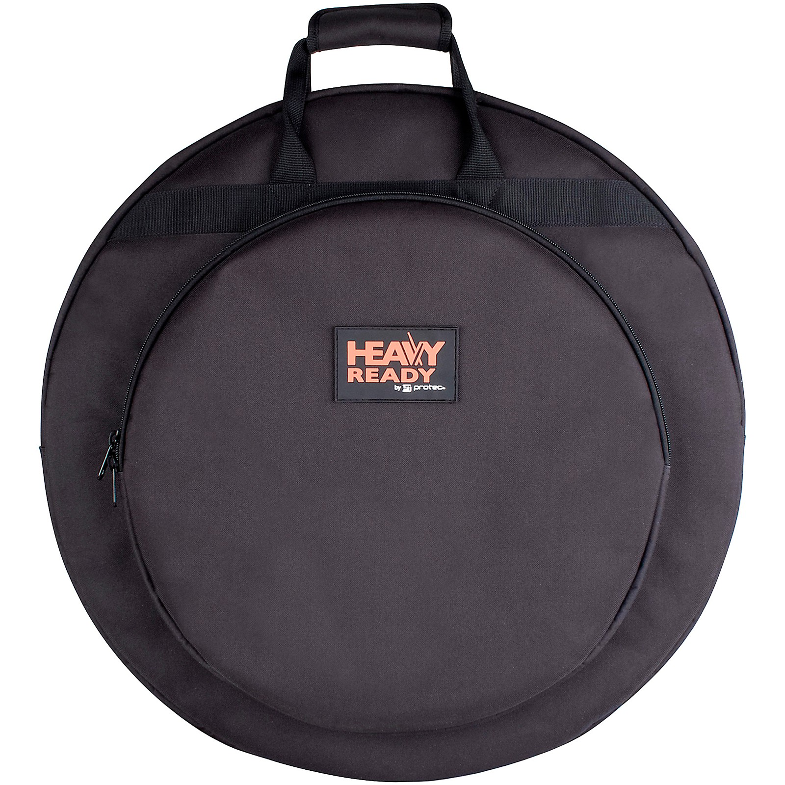 Protec Heavy Ready Series Cymbal Bag with 2 Padded Dividers & Backpack Straps
