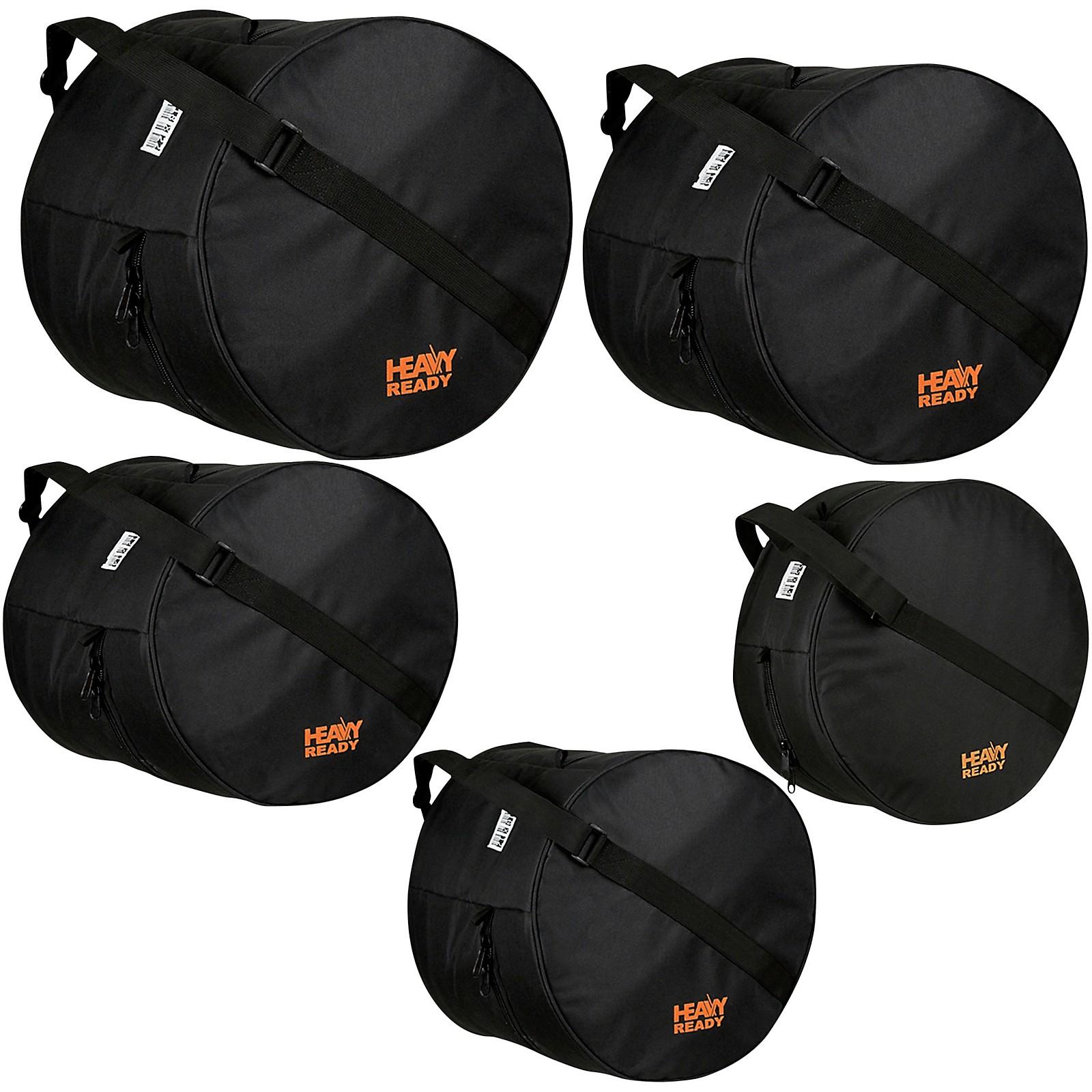 Protec Heavy Ready Series Fusion 2 Drum Bag Set