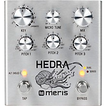 Open BoxMeris Hedra Pitch Shifter Effects Pedal