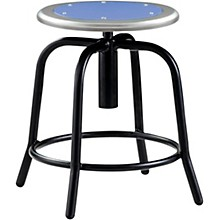 National Public Seating Height Adjustable Designer Stool