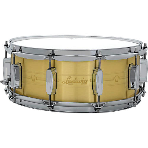 Heirloom Brass Snare Drum
