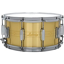 Heirloom Brass Snare Drum 14 x 7 in.