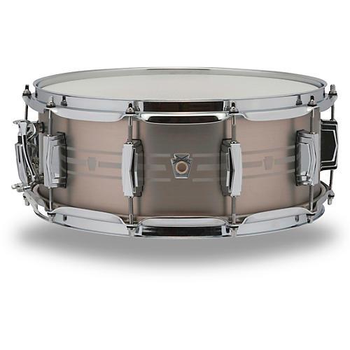 Ludwig Heirloom Stainless Steel Snare Drum