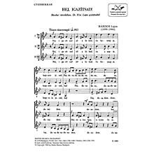 Editio Musica Budapest Hej, Igazitsad! SSA Composed by Lajos Bárdos