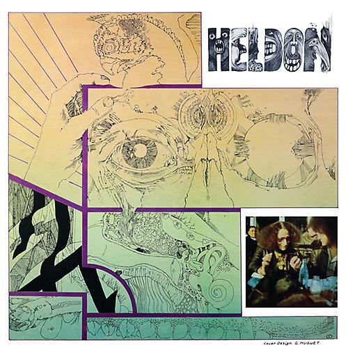 Alliance Heldon - Electronique Guerilla (Heldon I)