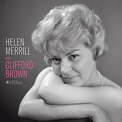Alliance Helen Merrill - Helen Merrill With Clifford Brown (Cover Photo By Jean-Pierre Leloir)