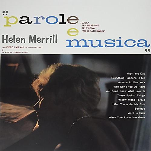 Alliance Helen Merrill - Parole E Musica