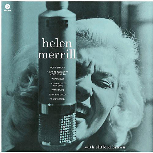 Alliance Helen Merrill - With Clifford Brown