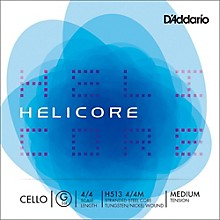 Helicore Series Cello G String 4/4 Size Medium