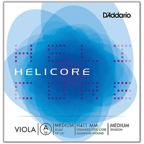 D'Addario Helicore Series Viola A String