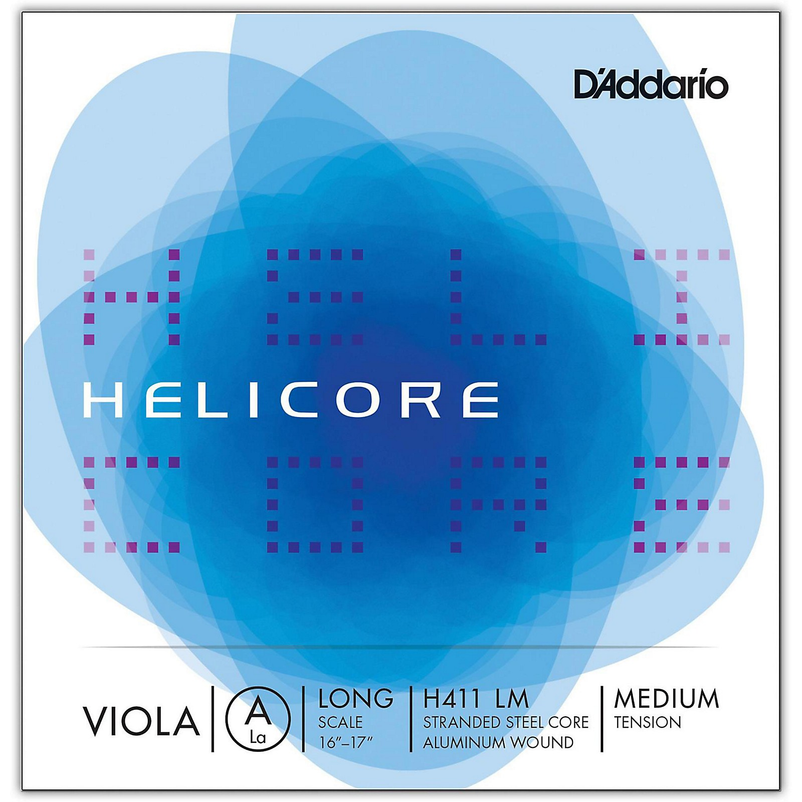 D'Addario Helicore Series Viola A String