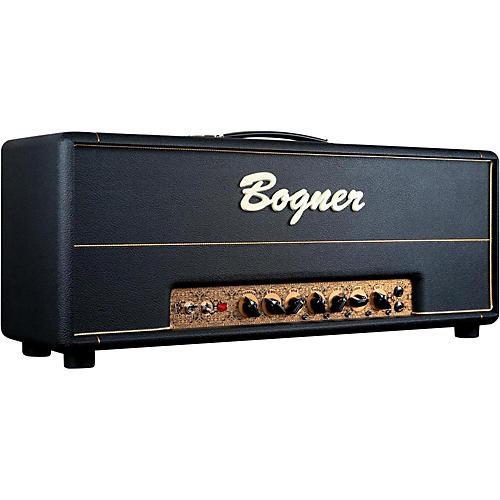 Bogner Helios 100W Tube Guitar Amp Head Black