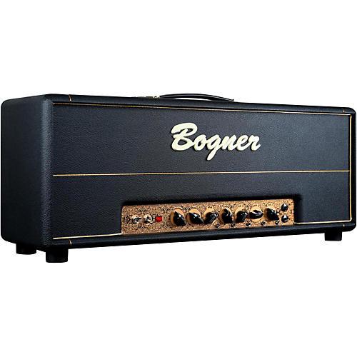Bogner Helios 50W Tube Guitar Amp Head Black