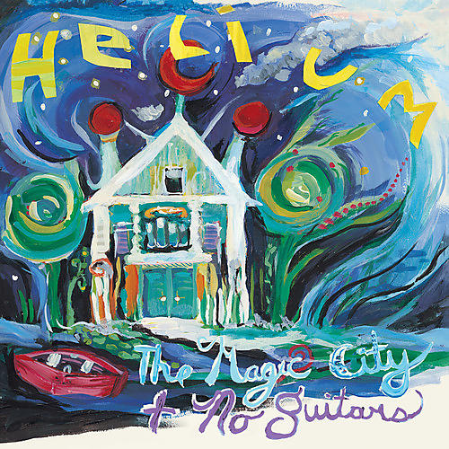 Alliance Helium - The Magic City + No Guitars