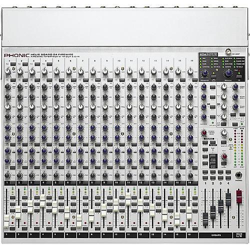 Phonic Helix Board 24 FW Mixer