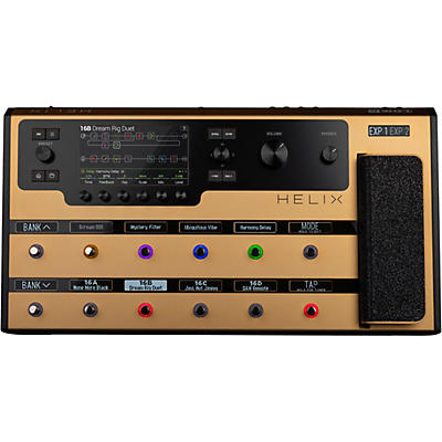 Line 6 Helix Limited-Edition Multi-Effects Guitar Pedal