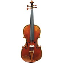 Open Box Maple Leaf Strings Hellier Stradivarius Craftsman Collection Violin
