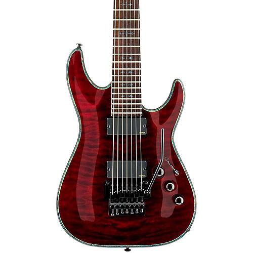 schecter guitar research hellraiser c 7 fr 7 string electric guitar black cherry musician 39 s friend. Black Bedroom Furniture Sets. Home Design Ideas