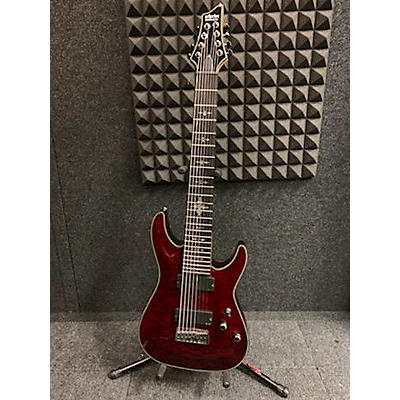 Schecter Guitar Research Hellraiser C8 8 STRING Solid Body Electric Guitar