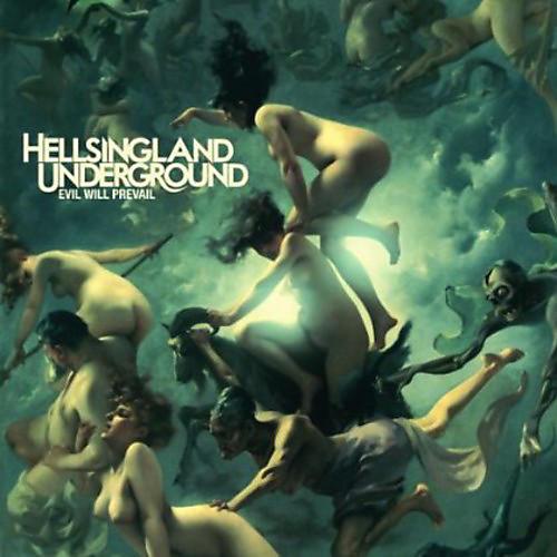 Alliance Hellsingland Underground - Evil Will Prevail