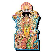 Hal Leonard Hendrix - Axis Chunky Magnet