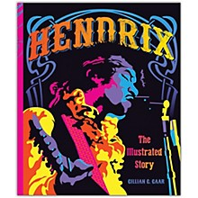 Hal Leonard Hendrix - The Illustrated Story