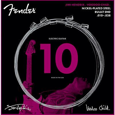 Fender Hendrix Voodoo Child Bullet End NPS 10-38