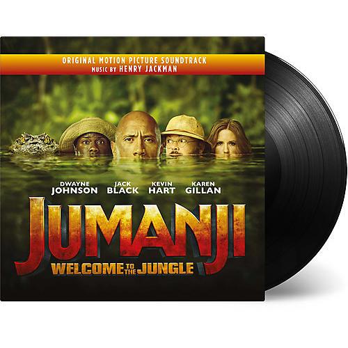 Alliance Henry Jackman - Jumanji: Welcome to the Jungle (Original Motion Picture Soundtrack)