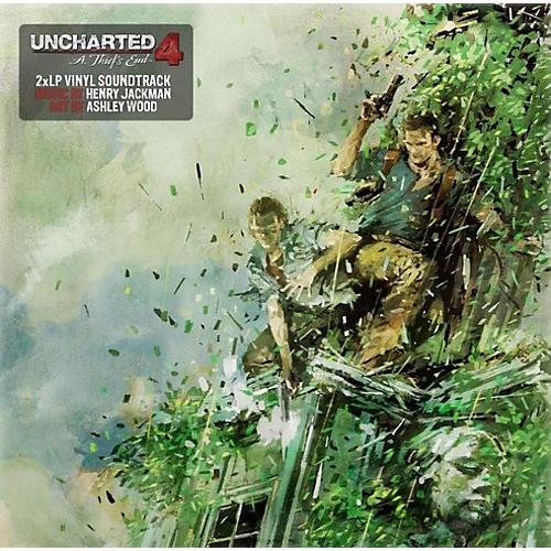 Alliance Henry Jackman - Uncharted 4 (Original Soundtrack)