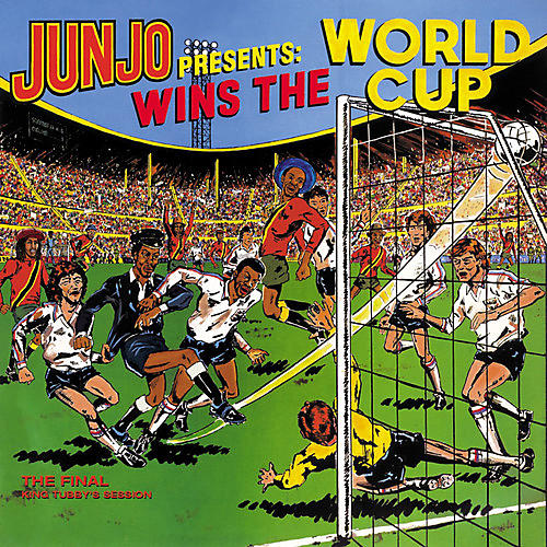 Alliance Henry Junjo Lawes - Junjo Presents: Wins the World Cup