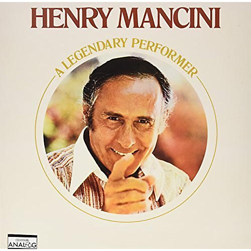Alliance Henry Mancini - A Legendary Performer