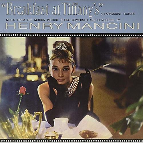 Alliance Henry Mancini - Breakfast at Tiffany's (Blue Vinyl) (Original Soundtrack)