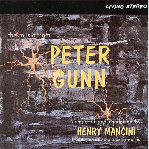 Alliance Henry Mancini - Music From Peter Gunn - O.s.t.