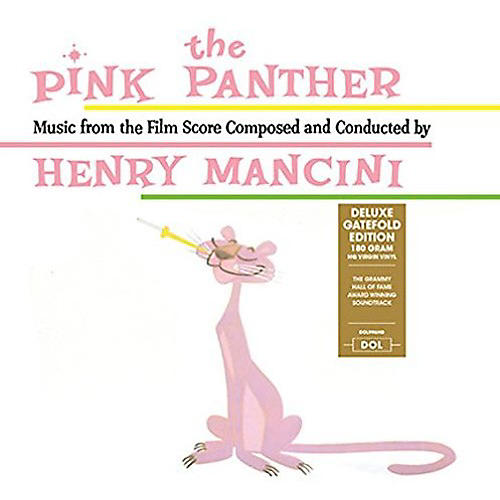 Alliance Henry Mancini - The Pink Panther (Music From the Film Score Composed and Conducted by Henry Mancini)