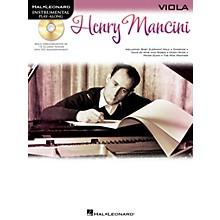 Hal Leonard Henry Mancini (Instrumental Play-Along for Viola) Instrumental Play-Along Series Softcover with CD